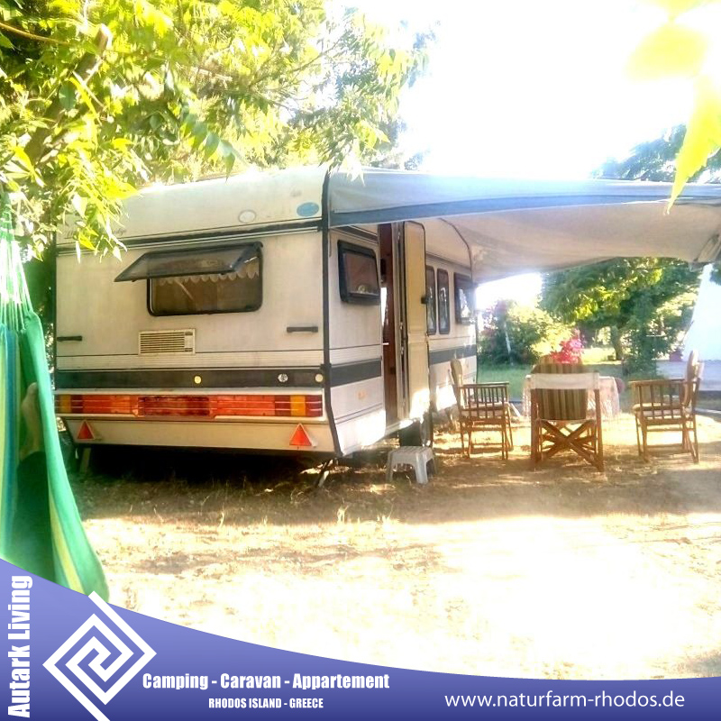 Rhodos, Holiday, Vaccation, Greece, Camping, self-sufficient, autark